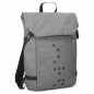 Mobile Preview: Zwei Rucksack OLLI CYCLE 200 stone