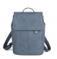 Mobile Preview: Zwei Rucksack Mademoiselle MR 13 nubuk blue