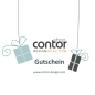 Mobile Preview: Contor Gutschein 10,00EUR