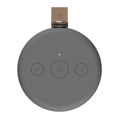 Kreafunk Bluetoothlautsprecher aCoustic cool grey