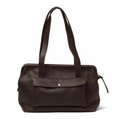 Keecie Bag Room Service darkbrown used look