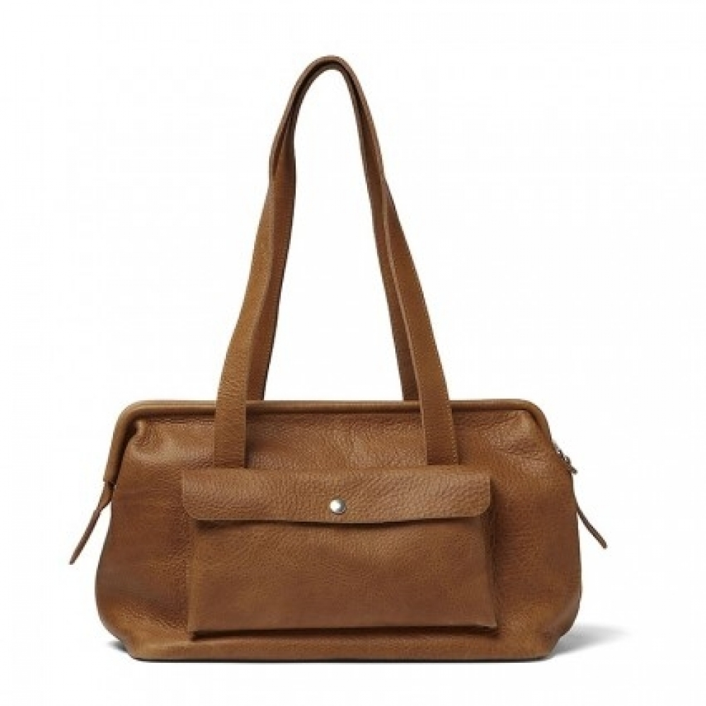 Keecie Bag Room Service cognac