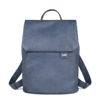 Mobile Preview: Zwei Rucksack Mademoiselle MR 13 canvas blue