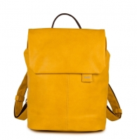 Mobile Preview: Zwei Rucksack Mademoiselle MR 13 yellow